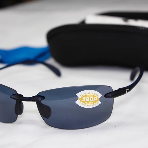 b6dd44253b Costa Accessories - Costa Ballast BA 75 580P Polarized Sunglasses